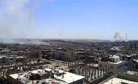 واشنطن تدين هجوم نظام الأسد على درعا وتدعو لوقف فوري لإطلاق النار