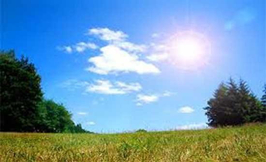 الاحد : طقس ربيعي معتدل