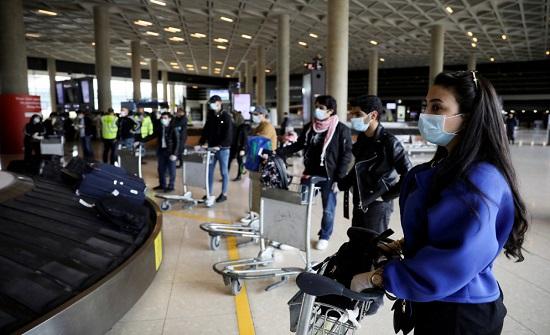 وصول الرحلات الجوية للمرحلة 3 لعودة الأردنيين فجر الاثنين