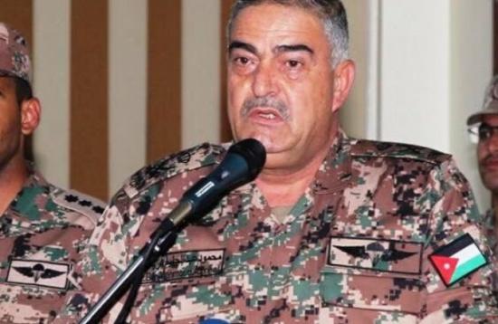 رئيس هيئة الأركان المشتركة يزور واجهة المنطقة العسكرية الشرقية