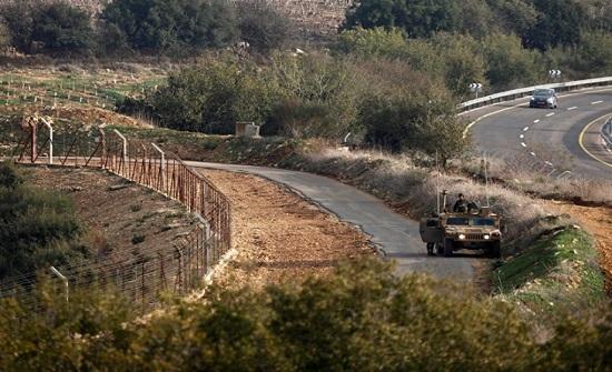 دورية اسرائيلية تخرق السياج التقني الحدودي مع لبنان