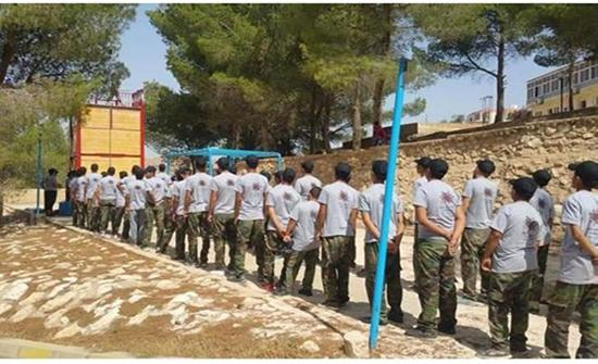انطلاق معسكرات الحسين للبناء عن بعد