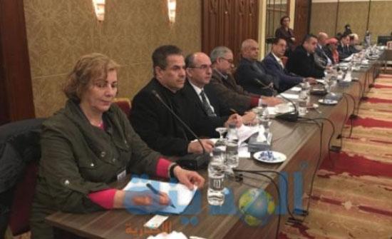 """بالفيديو   : مركز القدس يطلق نتائج ورشة """" نحو فلسفة ضريبية جديدة في الاردن """""""
