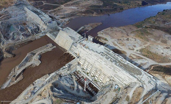 مصر والسودان يصدران بيانا مشتركا حول سد النهضة