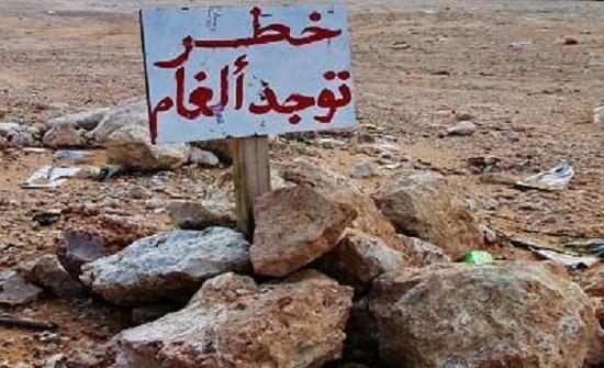 ورشة عمل توعوية حول التوعية بمخاطر الألغام والمخلفات الحربية في إربد