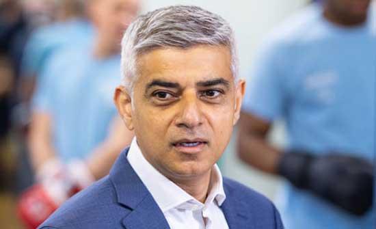 بريطانيا.. إعادة انتخاب صادق خان من حزب العمال لمنصب عمدة لندن