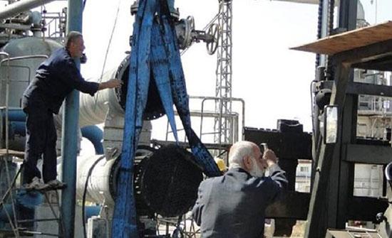 سوريا.. عودة عمل جميع أقسام الإنتاج في مصفاة بانياس بعد الانفجار