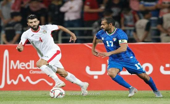 القبض على شخصين من مطلقي الهتافات المسيئة في مباراة المنتخبين الكويتي والأردني