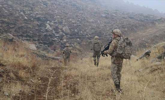 """تركيا تطلق عملية """"أرن 12"""" ضد """"بي كا كا"""" الإرهابية"""