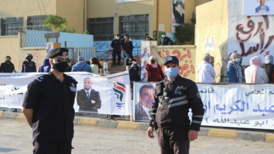 مضاعفة أعداد القوى الأمنية لتوفير الأمن وضمان سير العملية الانتخابية