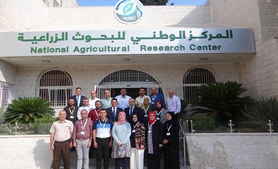 """برنامج في """"مركز البحوث الزراعية"""" لتأهيل الكوادر الفلسطينية في مجال الزراعة"""