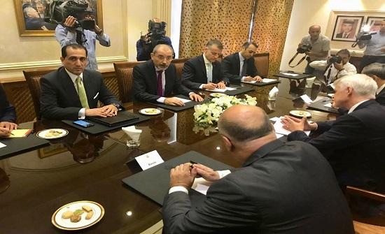 الصفدي يلتقي مجلس الأمن لبحث إعلان نتنياهو حول غور الأردن