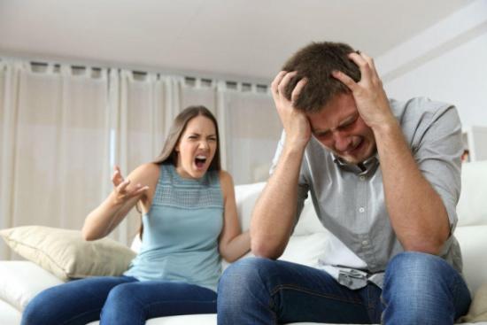 20 % من ضحايا العنف المنزلي رجال