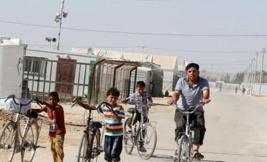 %10 تمويل خطة الاستجابة الأردنية للأزمة السورية خلال النصف الأول