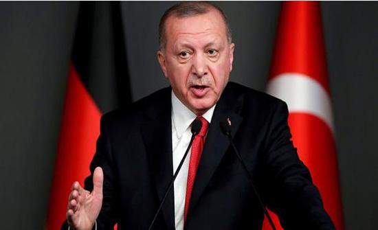 """أردوغان: """"آيا صوفيا"""" سيفتح أمام المواطنين والأجانب وغير المسلمين .. بالفيديو"""