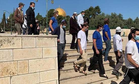 إسرائيل تقرر منع دخول المستوطنين إلى الأقصى اعتبارا من الثلاثاء