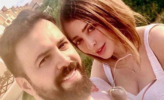 صورة : تيم حسن و وفاء الكيلاني بـ صورة رومانسية جديدة