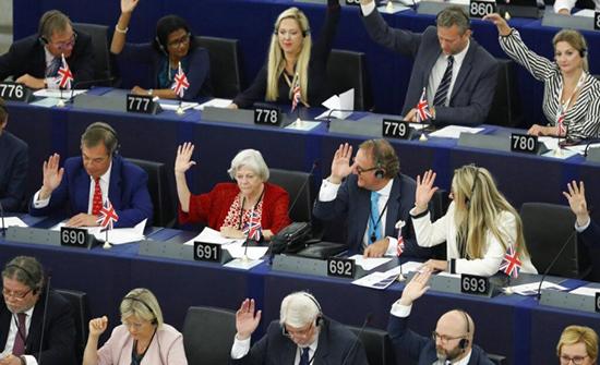 البرلمان الأوروبي يصوت لصالح قرار يدعم تأجيل بريكست