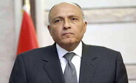 مصر تؤكد على أهمية إطلاق المفاوضات بين الاحتلال والفلسطينيين في أقرب فرصة
