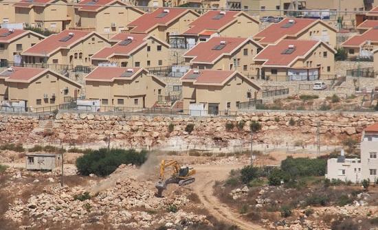 الاحتلال يخطر ببناء مئات الوحدات الاستيطانية الجديدة في سلفيت