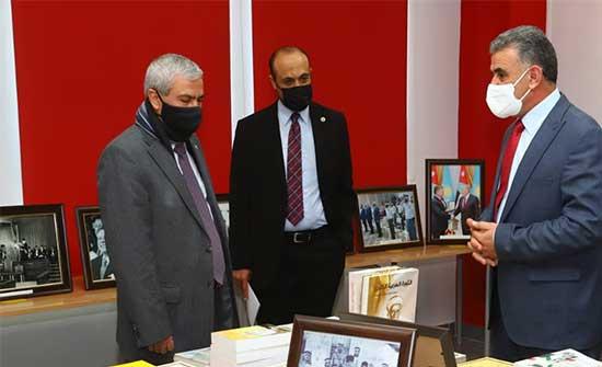 افتتاح معرض للكتاب والصّور الوطنية في جامعة الأميرة سمية