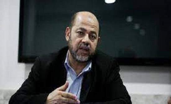 أبو مرزوق: صواريخ المقاومة جاءت بوزير خارجية أمريكا للمنطقة