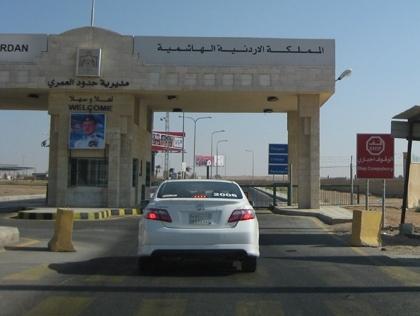 السعودية تحدد ثلاثة ايام فقط لعبورالسيارات الأردنية والسائقون يهددون بإغلاق حدود العمري المدينة نيوز