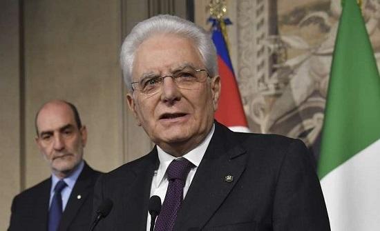 الرئيس الايطالي يكلف كونتي بتشكيل الحكومة الجديدة