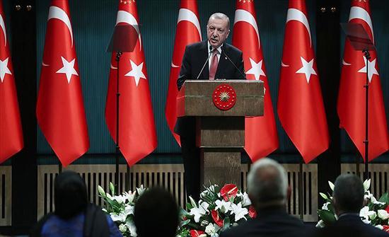"""أردوغان: افتتاح """"آيا صوفيا"""" للعبادة ميلاد جديد للأمة"""