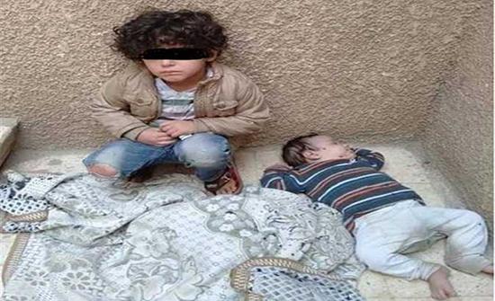 بالفيديو : والد «طفلي بئر السلم» يهاجم زوجته: «سابت عيالها 3 مرات» في مصر