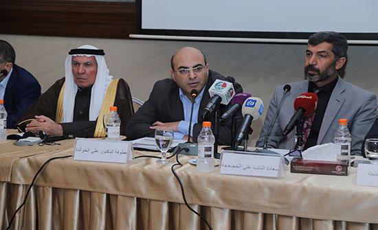 بالصور : راصد واللجنة الإدارية ينفذان ورشة عمل حول مستقبل اللامركزية في الأردن.