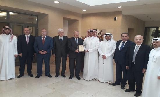 الطباع يدعو لتفعيل مجلس الأعمال الأردني القطري