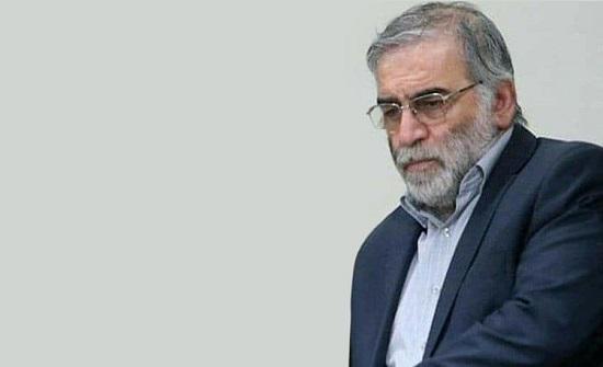 إيران: هناك أدلة جادة على ضلوع إسرائيل باغتيال العالم النووي زادة