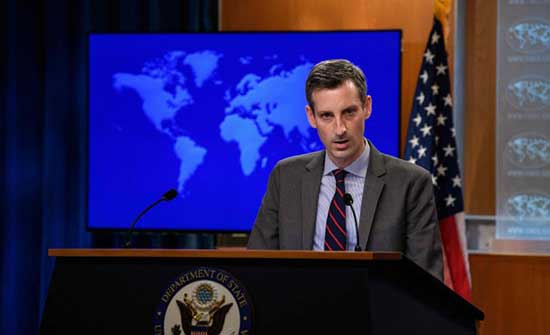 """واشنطن تبدي """"قلقها"""" إزاء أعمال العنف في القدس وتدين خطاب """"الكراهية"""""""