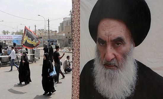 السيستاني: يجب احترام سيادة البلاد وضمان حق العراقيين