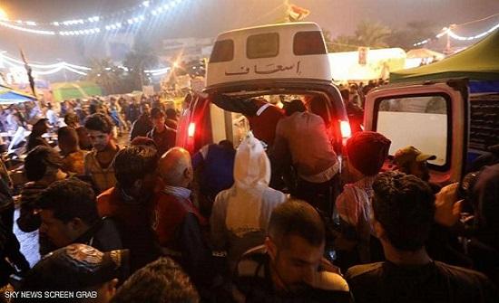 """العراق.. ارتفاع عدد ضحايا """"المجزرة الليلية"""""""