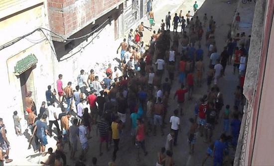"""المغرب.. سائق متهور يقتل طفلا بسبب لعبة """"بوهيروس"""" .. بالفيديو"""