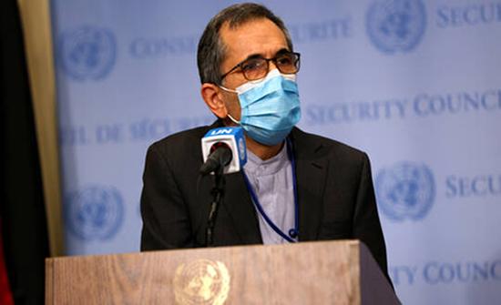 إيران: أي تأخير من إدارة بايدن في رفع العقوبات عن طهران يعني استمرار العداء للشعب الإيراني