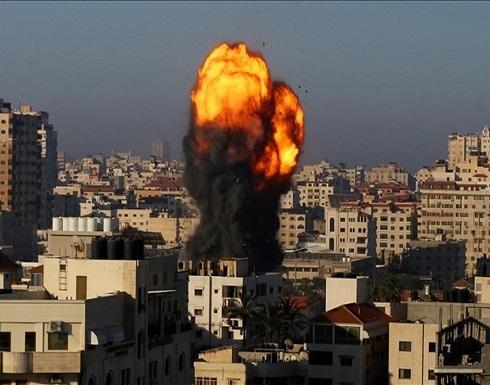 إحصائية رسمية : الاحتلال سوّى عشرات المباني في غزة بالأرض