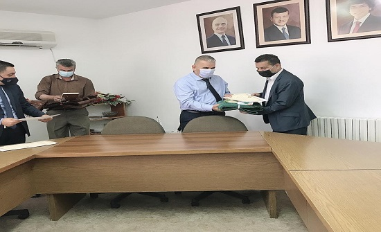 جامعة إربد الأهلية تكرم الفائزين بالمسابقة الرمضانية