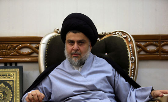 """مقتدى الصدر يهدد بحملة برلمانية """"شديدة"""" حال تأخر وصول لقاح كورونا"""