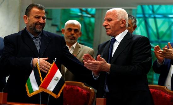 الفصائل الفلسطينية تختتم اجتماعاتها بالقاهرة