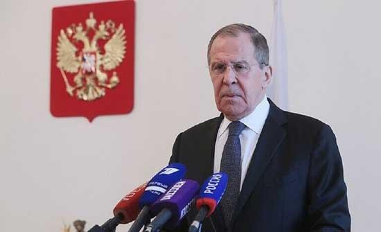 لافروف: موسكو مستعدة لاتخاذ إجراءات جديدة ضد واشنطن إذا استمر التصعيد
