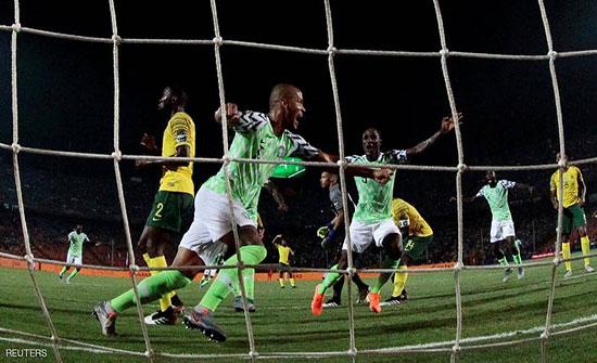 فوز مثير لنسور نيجيريا على منتخب الأولاد