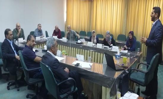 """""""عمان العربية"""" تنفذ دورة تدريبية حول """"الخدمة المدنية والكفايات الوظيفية"""""""