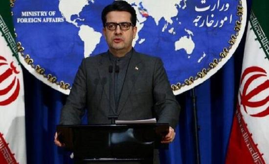 """إيران للولايات المتحدة: """"كفوا عن الهراء"""""""