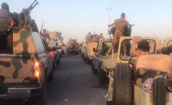 عمليات أسود الجزيرة تنطلق.. وتلاحق داعش وصولاً لسوريا