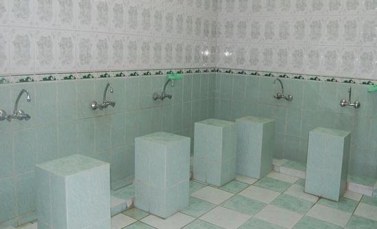الحديد : تأجير دورات مياه المساجد اجراء سليم مقابل تنظيفها وصيانتها