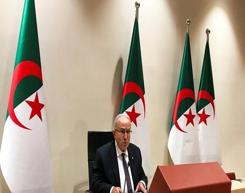 الخارجية الجزائرية: دعمنا ثابت لفلسطين ونرفض التدخلات الأجنبية في سوريا وليبيا