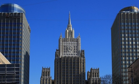 الخارجية الروسية تستدعي نائب السفير الأمريكي لدى موسكو